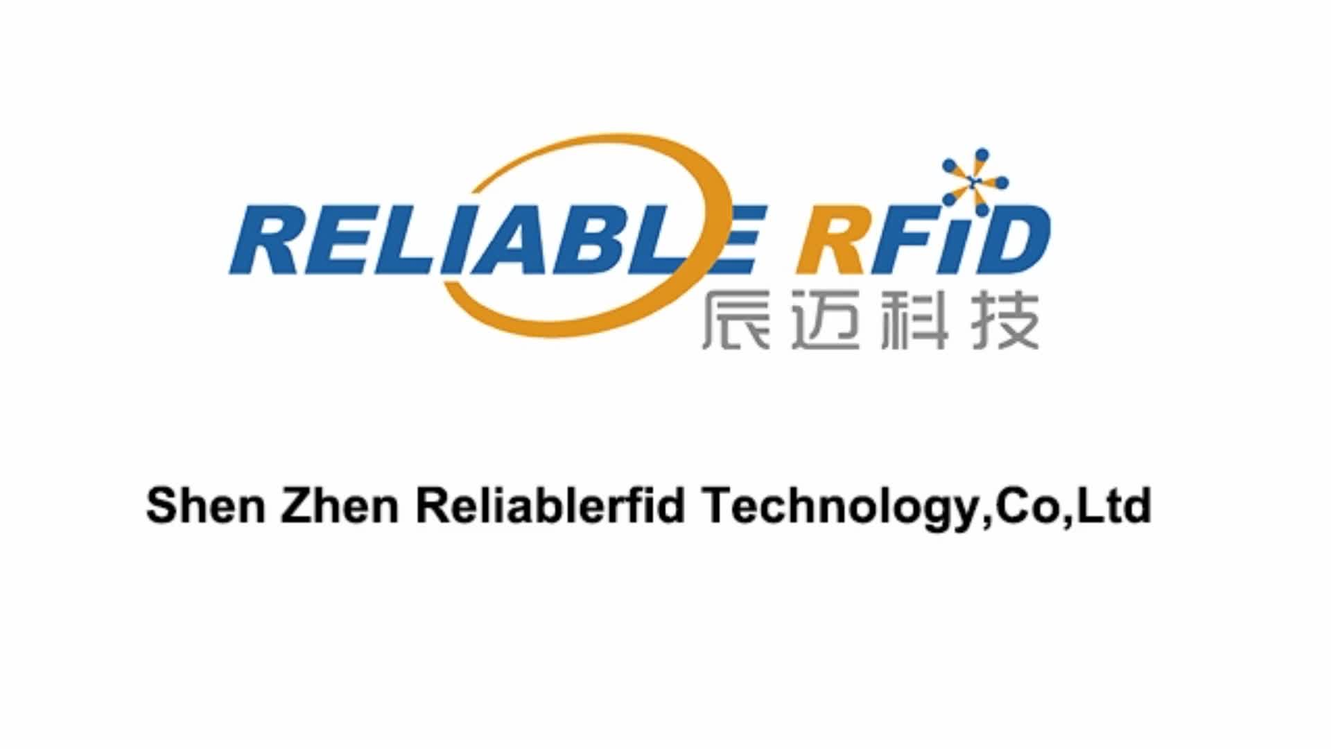 Reliablerfid Handheld Android PDA Barcode Sacnner Data Colloector Terminal Android 8.1