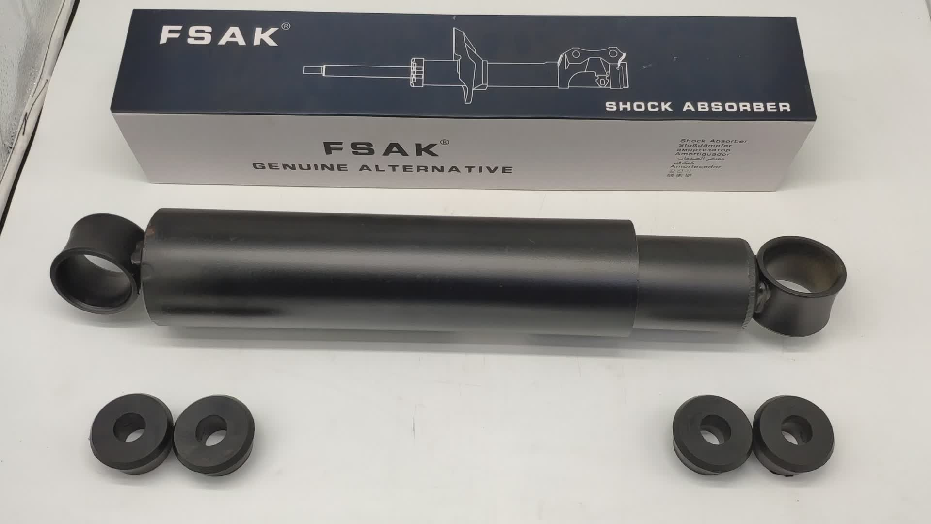 ZIL 433100 ,433110 parts shock absorber 4331.2905006