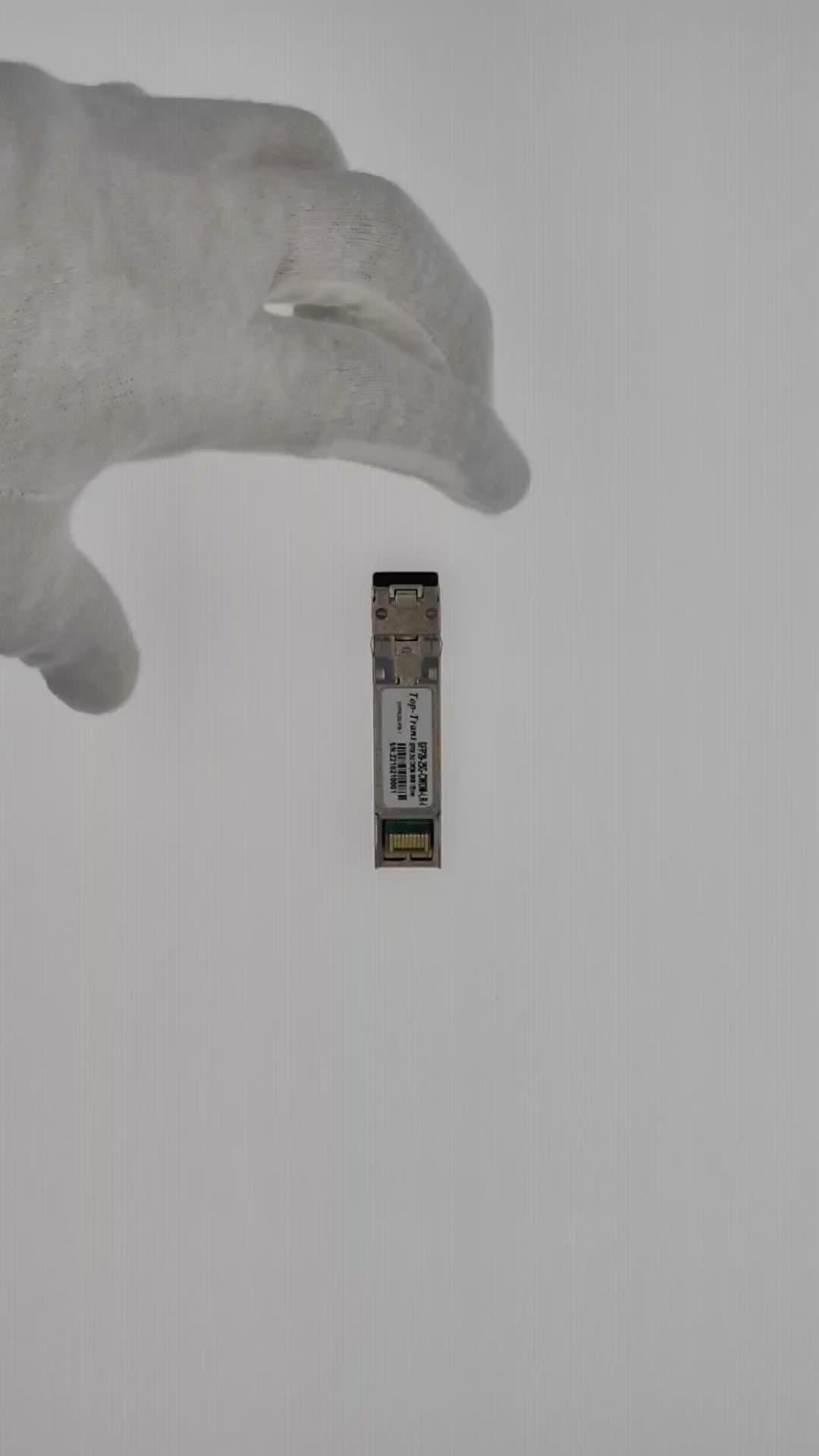 תואם Brocade SFP28-25G-CWDM-LR-I 25G 1351nm CWDM 10km DOM משדר מודול