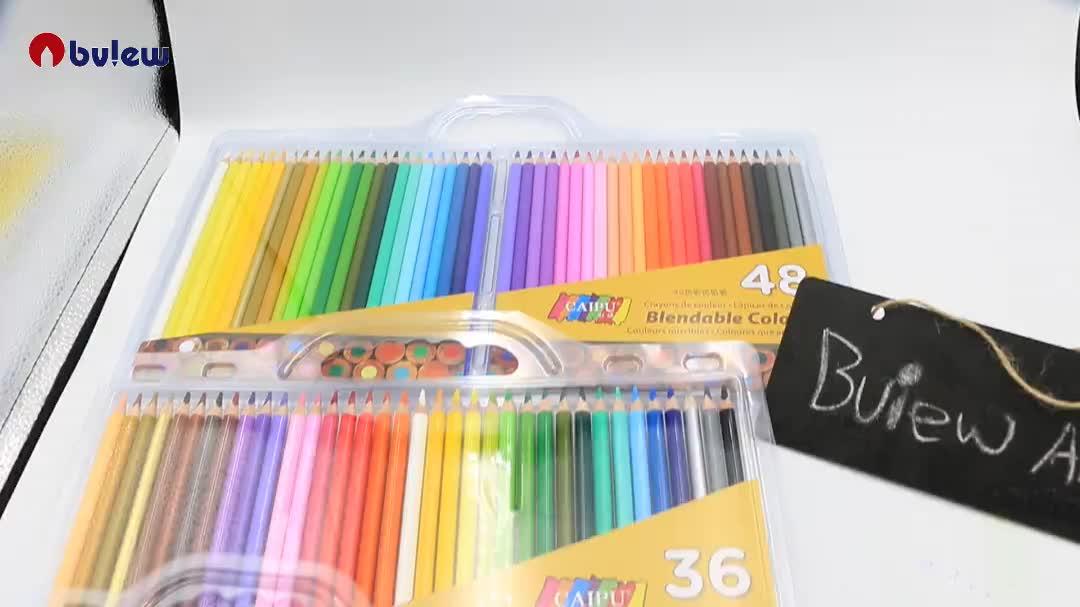 24/36/48 vẽ bút chì màu