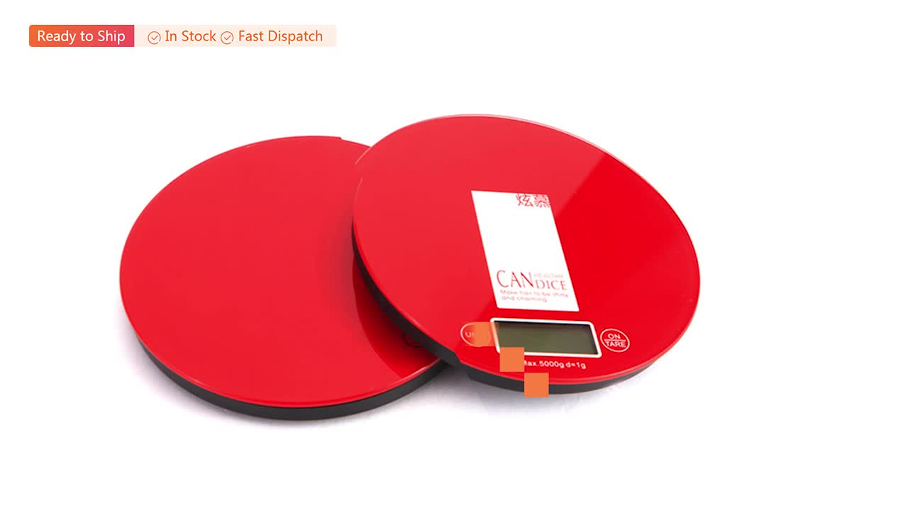 Hot sale 5kg 0.1g digital food weighing kitchen scale with bowl