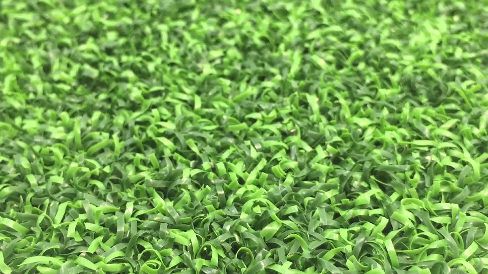 Sport Giardino Artificiale Erba Migliore Erba Sintetica di spessore Tappeto Erboso Artificiale
