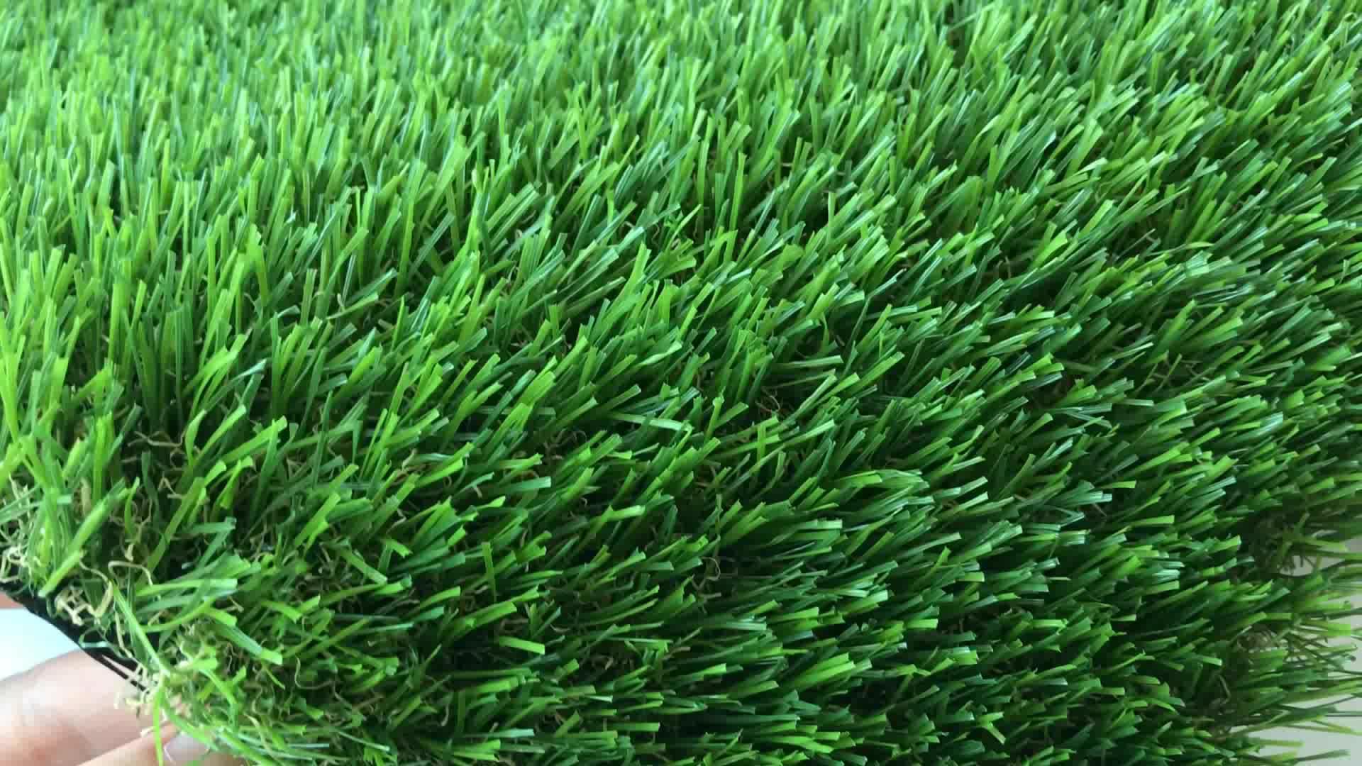 Искусственном газоне пейзаж Китая, китайский пейзаж искусственная трава ценам