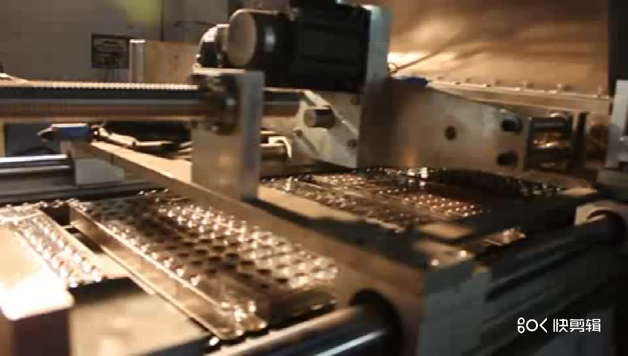 HAOCHI Automatic Chocolate Candy Making Chocolate Production Line