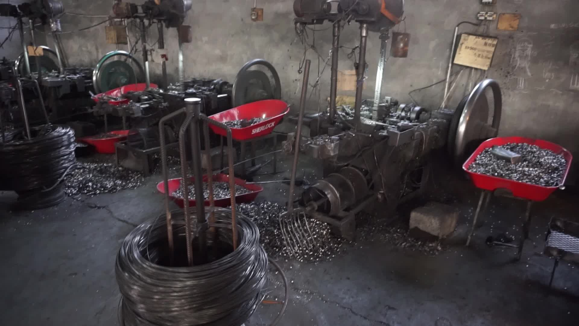 Umbrella Head Roofing Nails Import From China to Bolivia