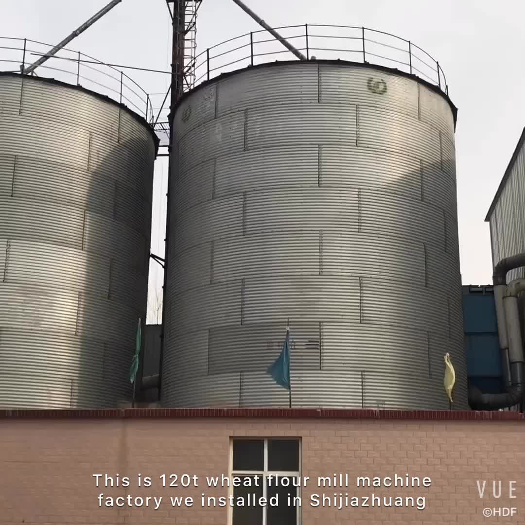 Hongdefa Top Manufacturer wheat flour milling machine