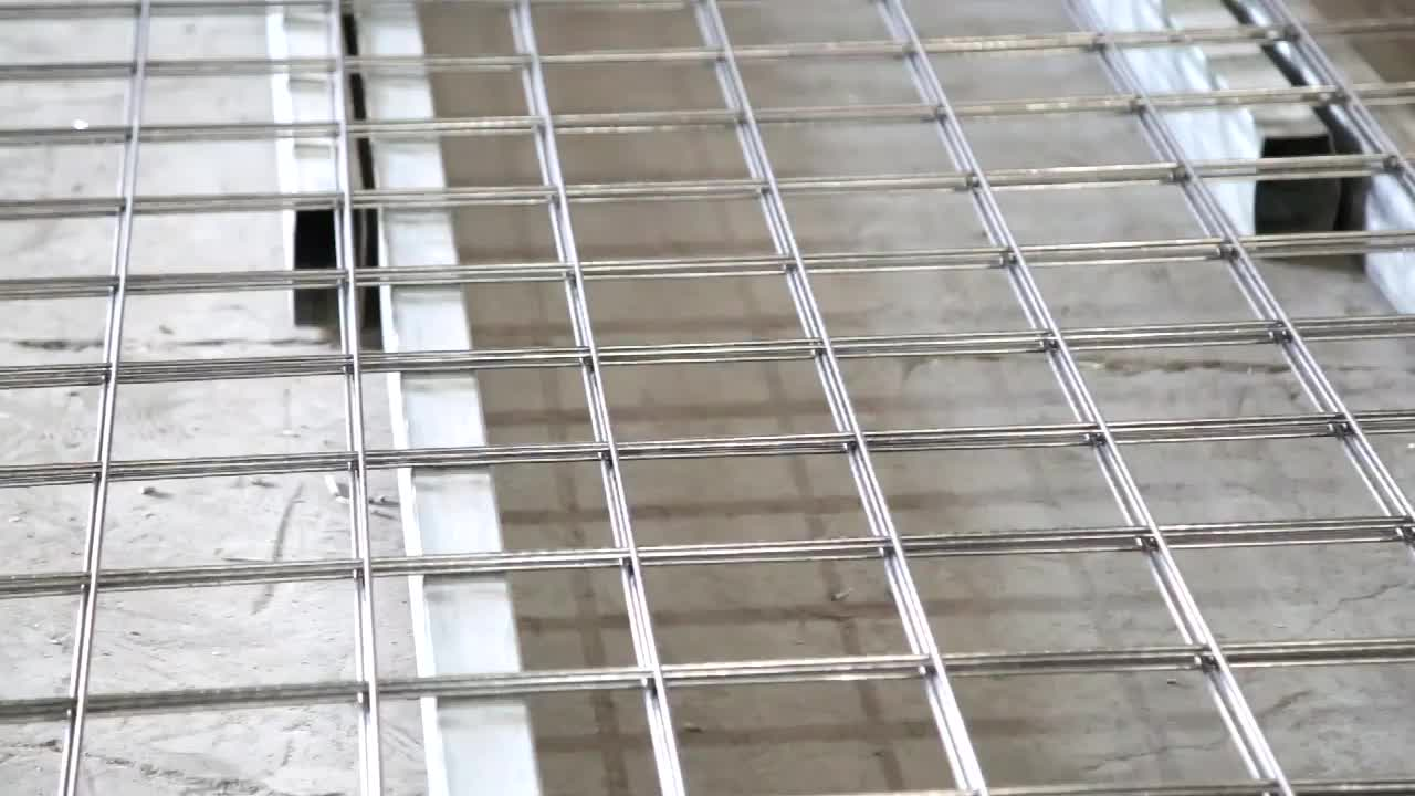 hot dipped galvanized welded wire mesh for bird cage