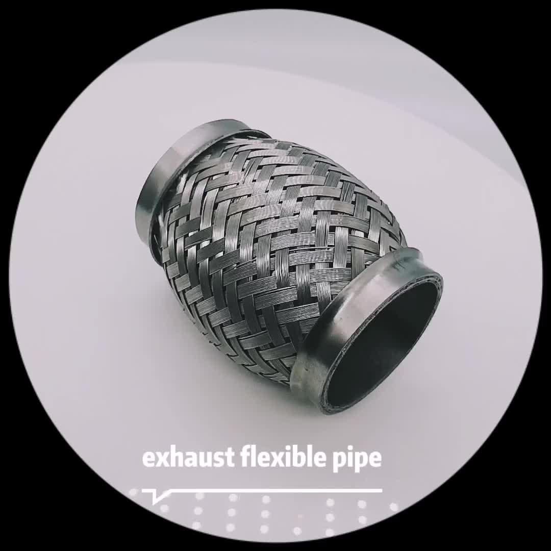 Kim loại thép không gỉ ống nối xả flex ống