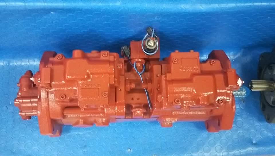 Excavator Main Pump ZX210-3 K3V112DT K3V63 K3V140 K3V200 K3V280 Electronic Injection Hydraulic Pump K3V112