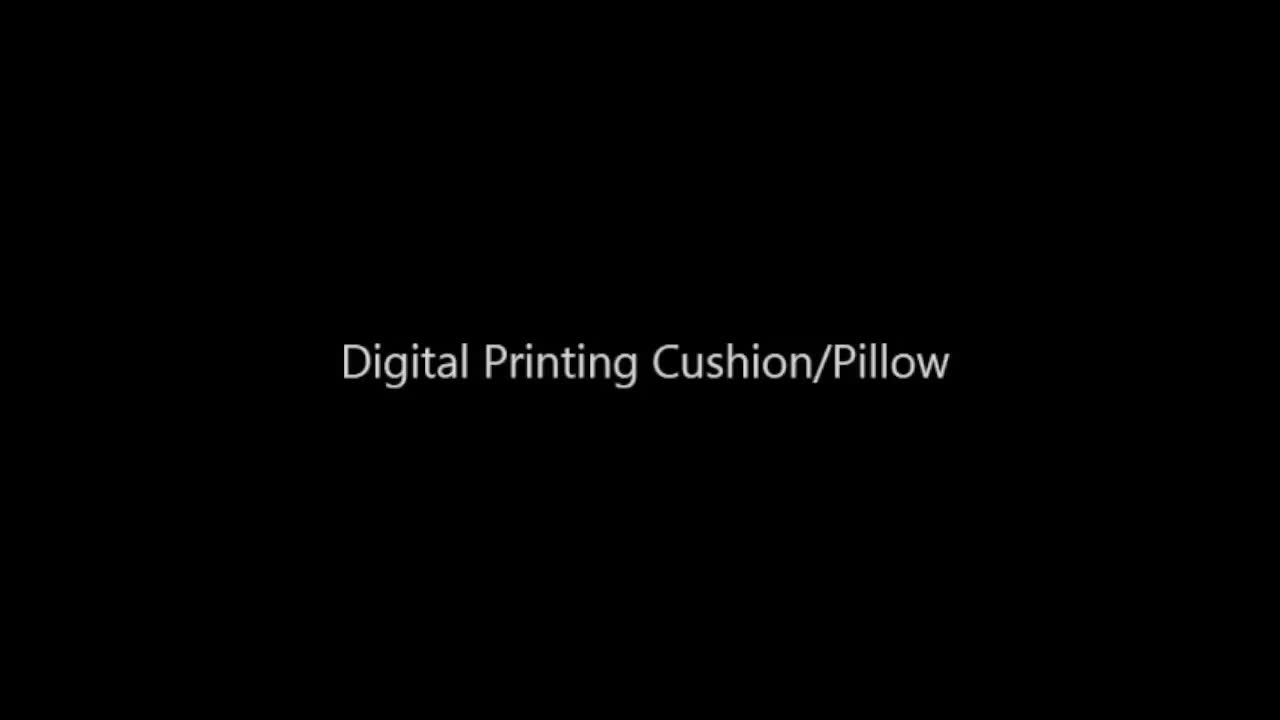 Factory Direct Custom Popular Designs Digital Printing Animal floor cushion
