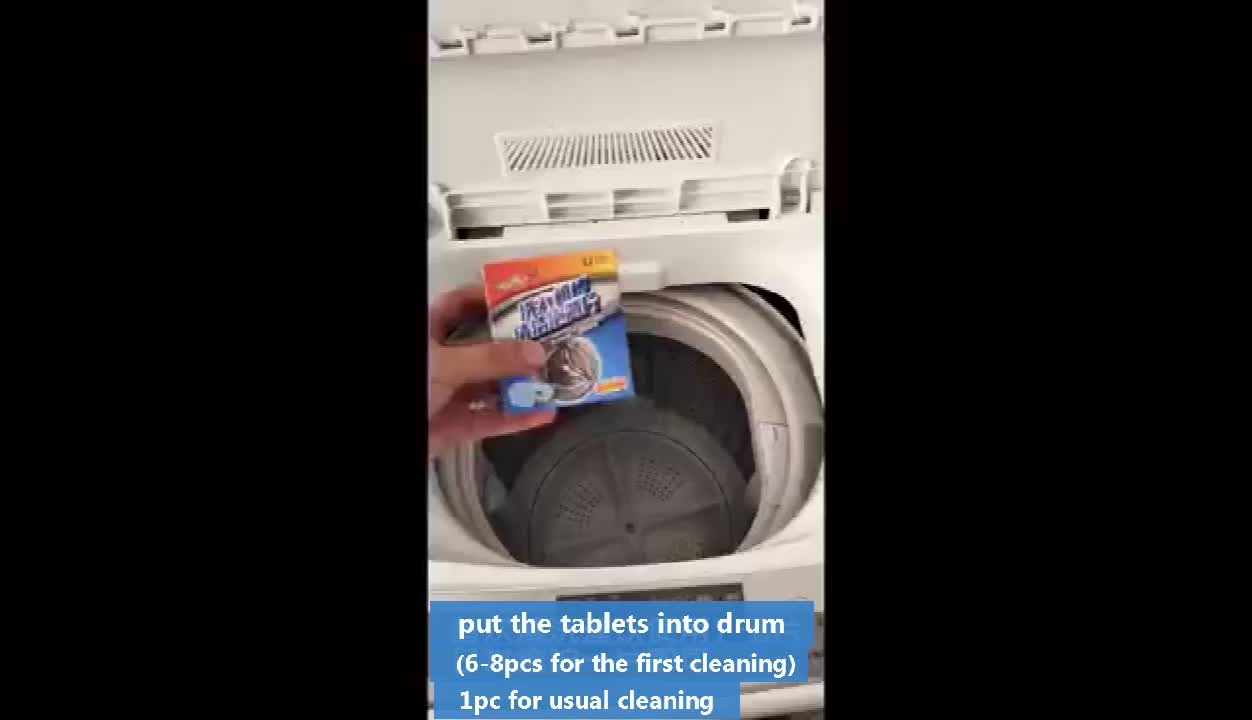 מכונת כביסה מנקה טבליות שואב ביתי כביסה מכונת ניקוי לוח