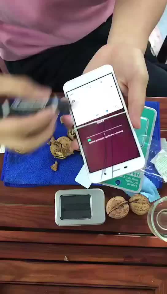 Hot Nano Lỏng Bảo Vệ Màn Hình 9 H Độ Cứng Tempered Glass Phim Phù Hợp Cho Tất Cả Các Kính Nano Bảo Vệ Màn Hình đối với Apple iPhone X/XS