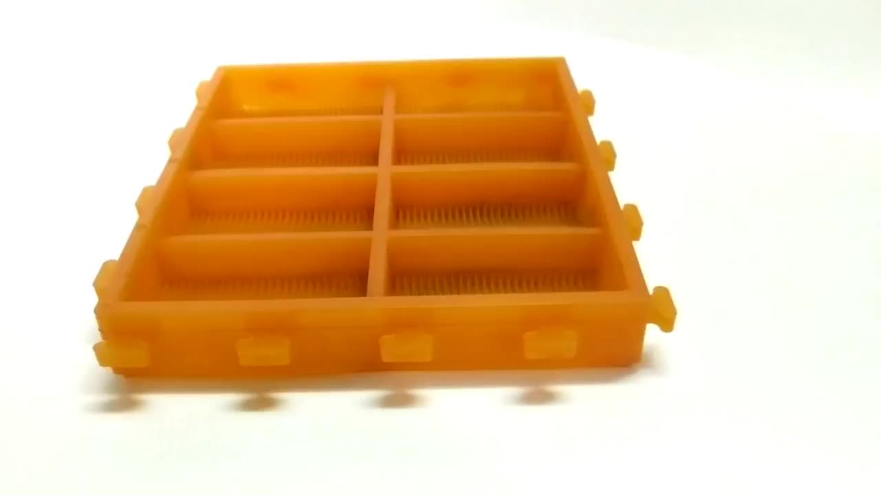 Factory price polyurethane panels for vibrating screen in Mining