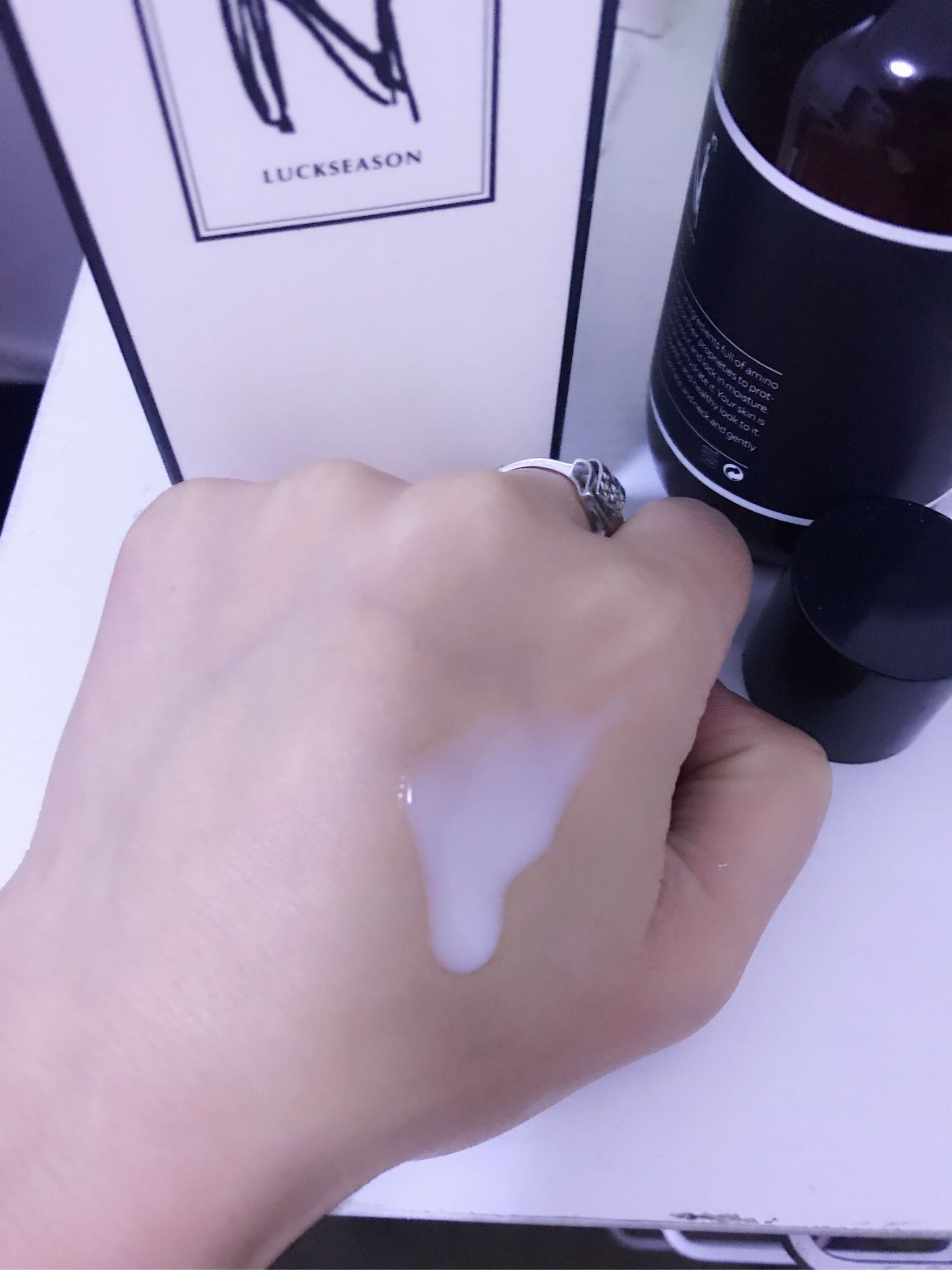 诺丽果舒缓保湿乳液