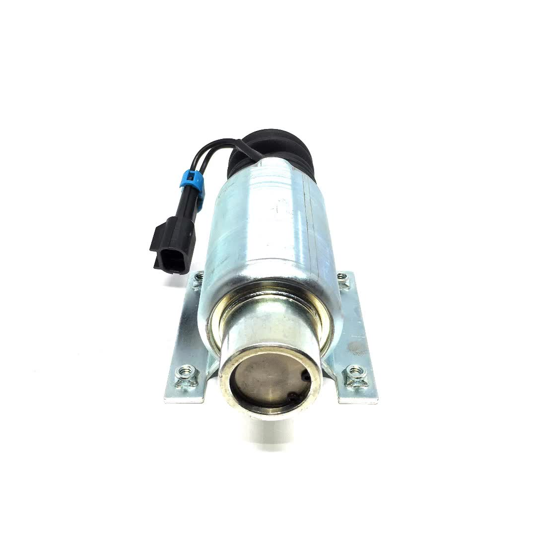 CBS-1178 replacement for  Carrier Transicold Linear Speed Solenoid 2-way Connector 10-01178-04