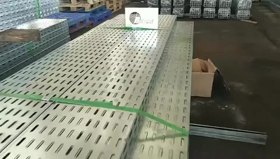 Good Quality Cable Tray Standard Sizes