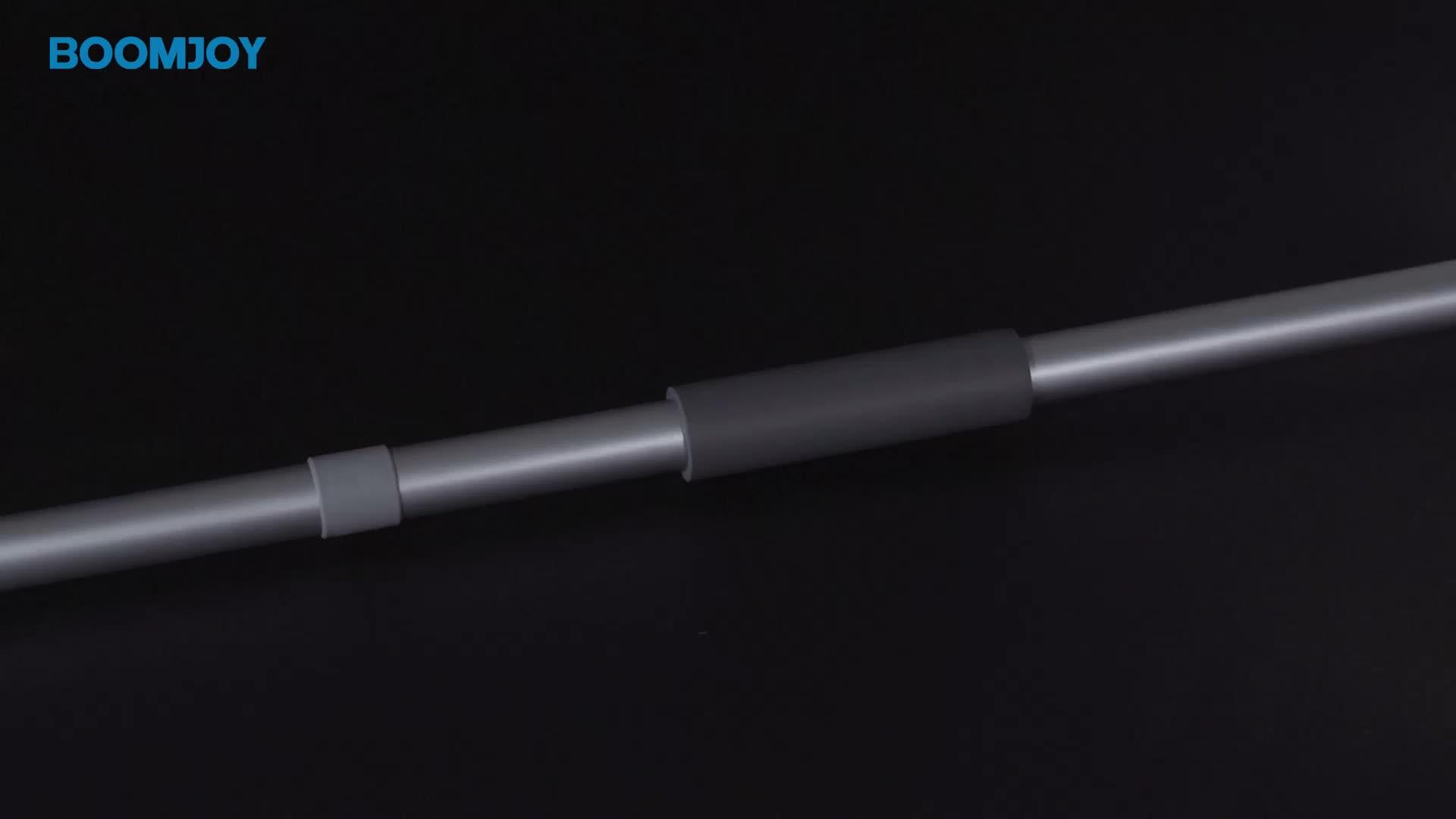 Boomjoy P13 스프레이 마이크로 화이버의 셔닐 실 청소 mop 와 알루미늄 mop 극.