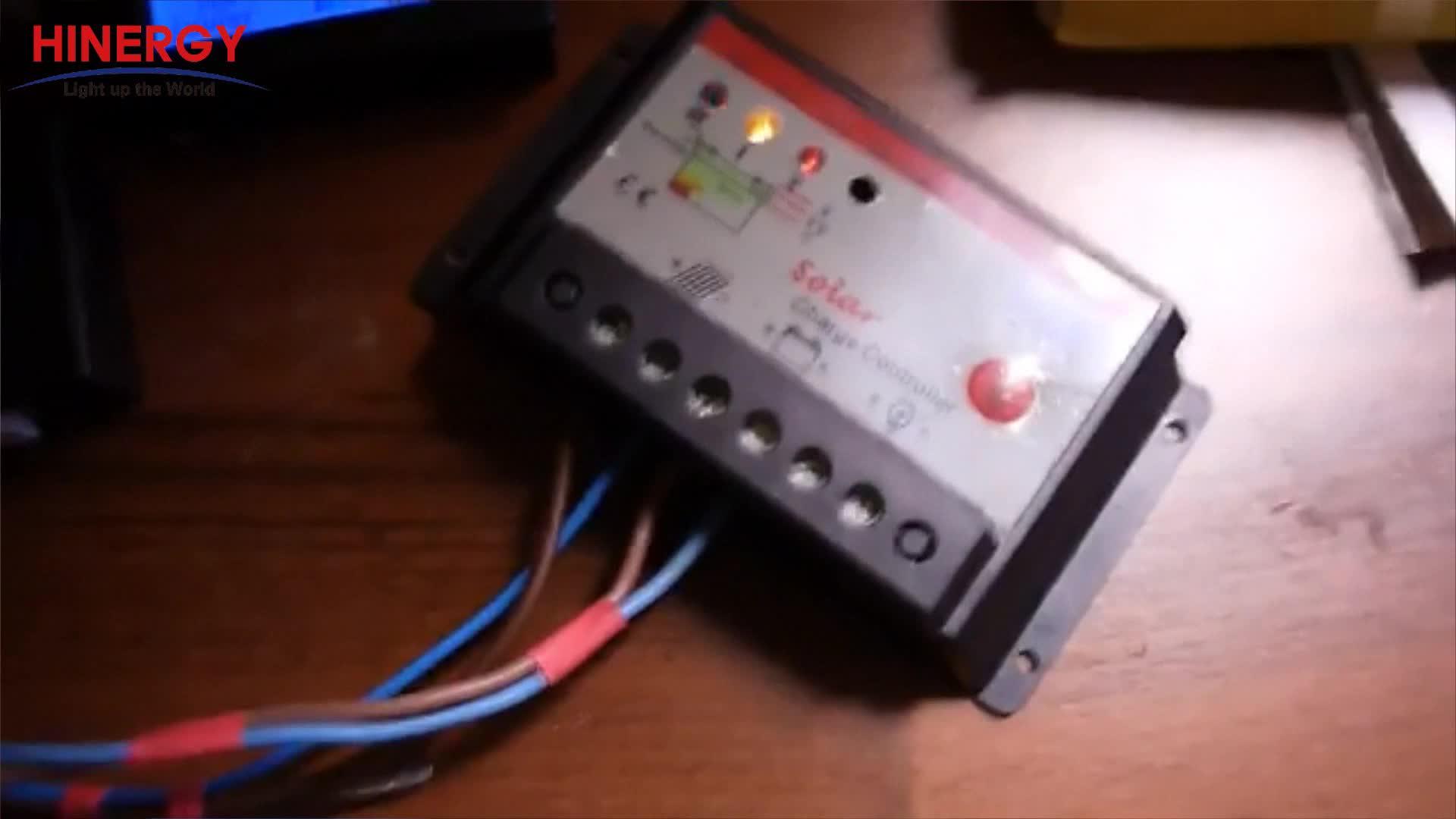 12V 24V 48V 48V 5A 10A 15A 20A 30A controlador de cargador Solar Manual PWM controlador de carga Solar
