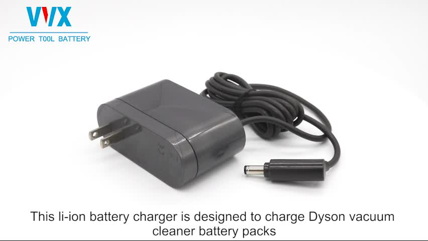 Wholesale Dyson charger for V6 V8 power tool vacuum cleaner li-ion batteries