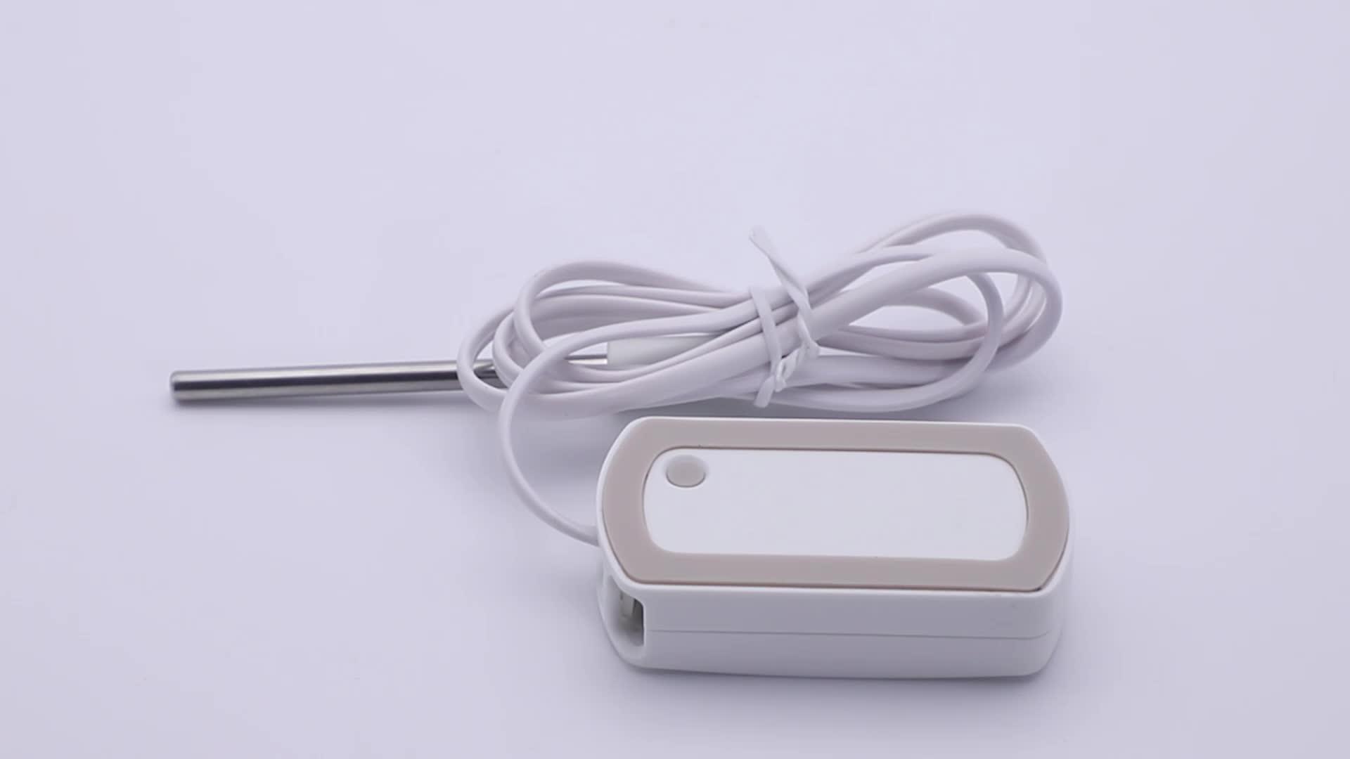 Minew mini faro wireless rfid bluetooth BLE di temperatura e sensore di umidità