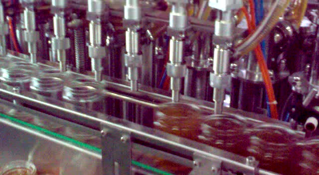 Máquina de enchimento líquida dos preços do suco de Paquistão da fábrica de China para médico