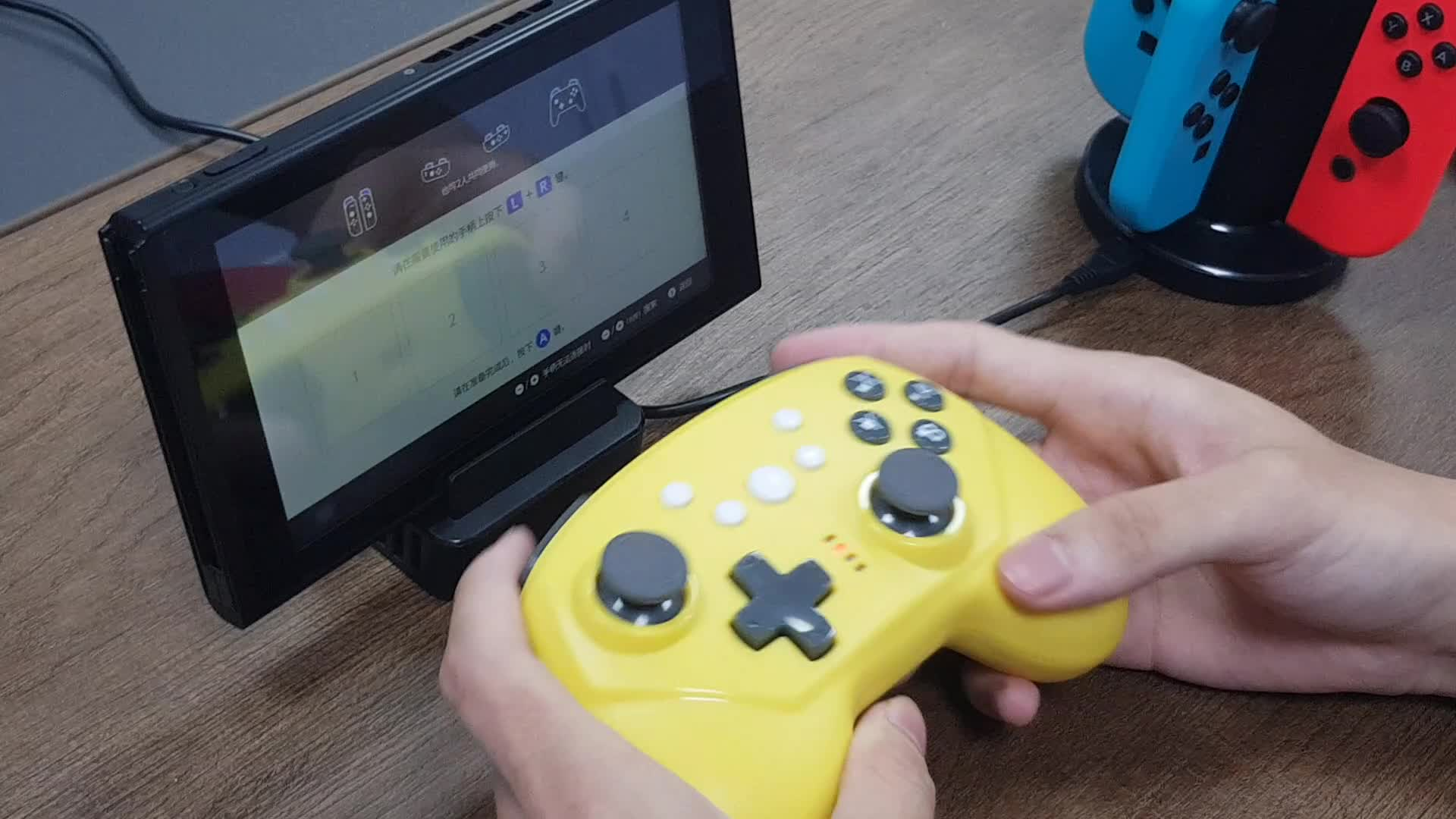 Wireless Game Controller Gamepad Joystick pc for Computer Nintendo Switch