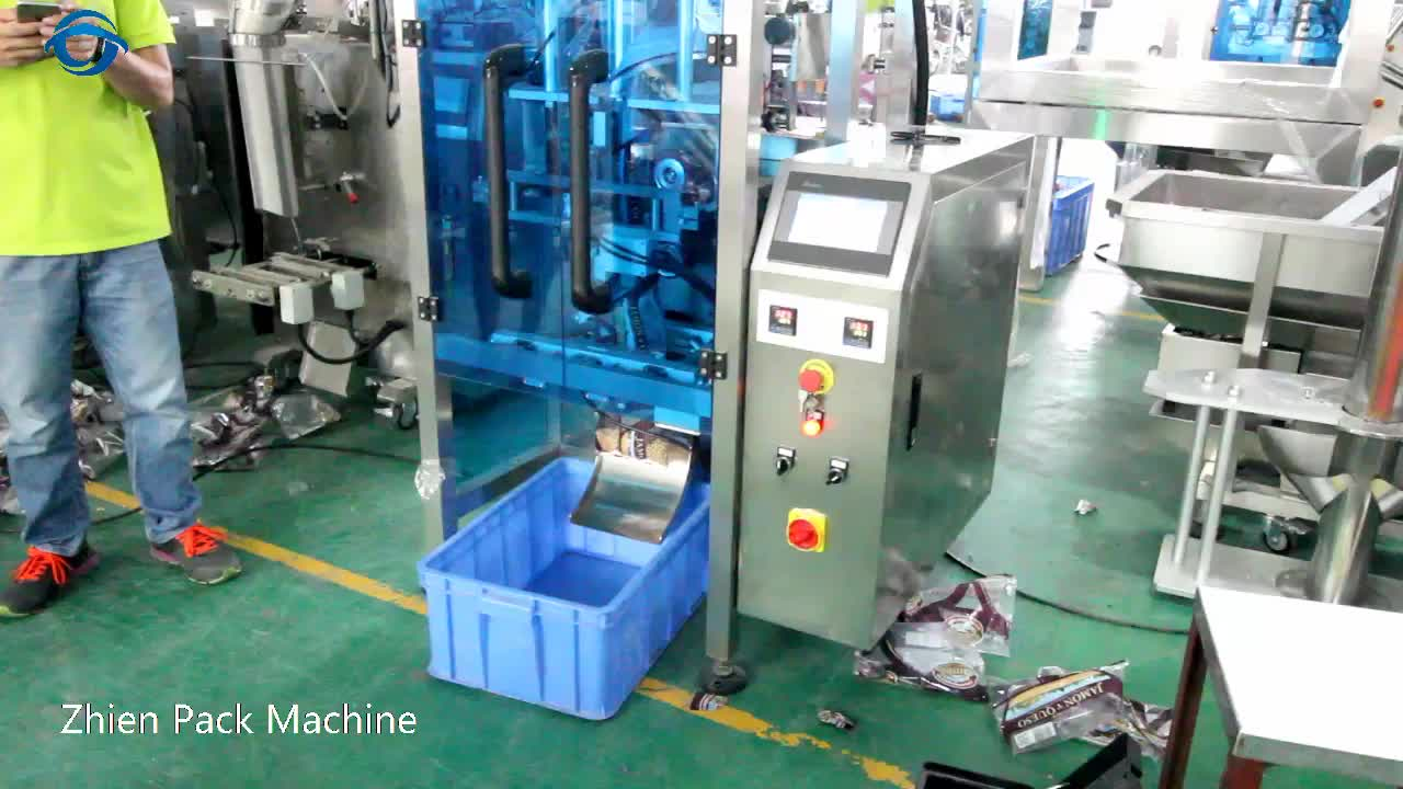 Full Automatic Salt And Pepper Packing Machine