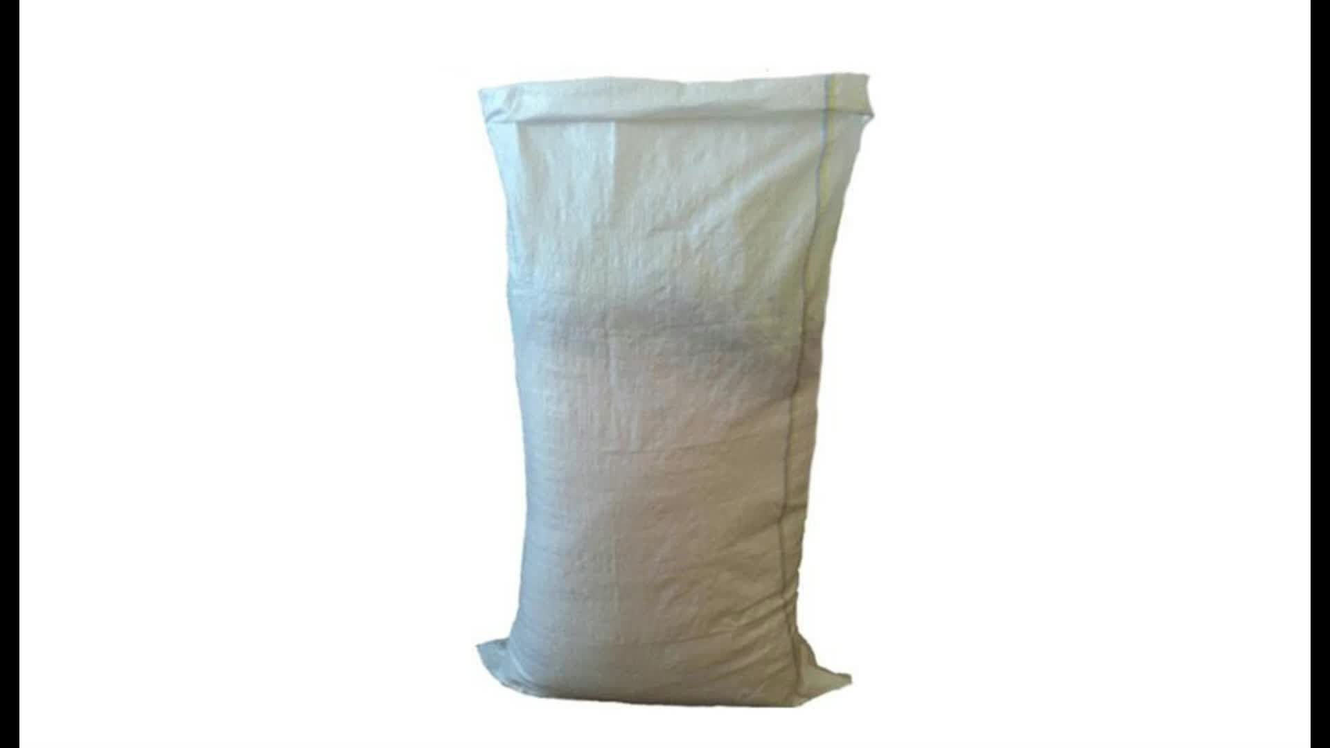 Waterproof 100% new resin woven polypropylene laminated bags