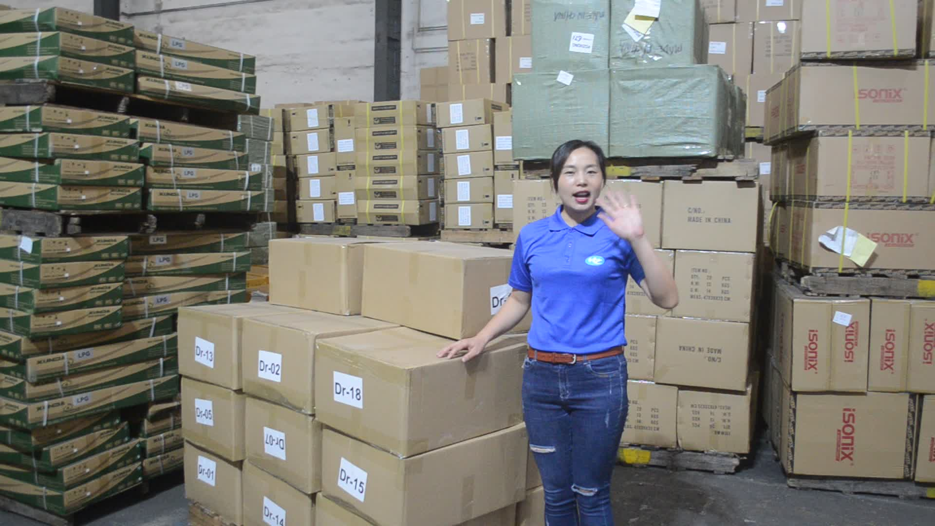 International sea freight 20GP 40GP 40HQ การจัดส่งแพคเกจกระเป๋าจากประเทศจีนเวียดนาม