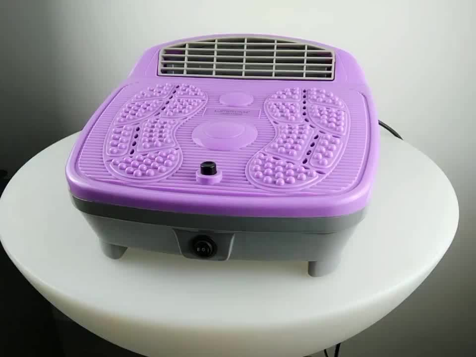 240W 480W fan heating wire portable  thermal heated electric electric foot heater