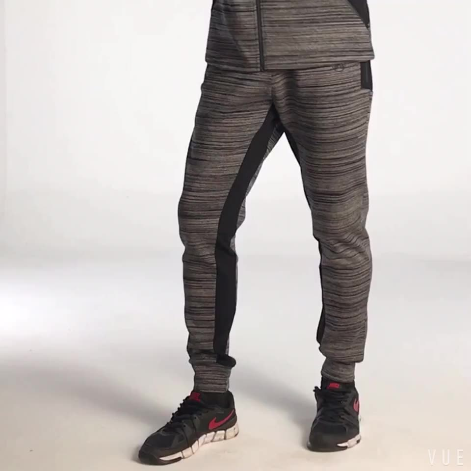 Wholesale training mens sports cotton track pants tiedie design high quality joggers stylish track pants for men