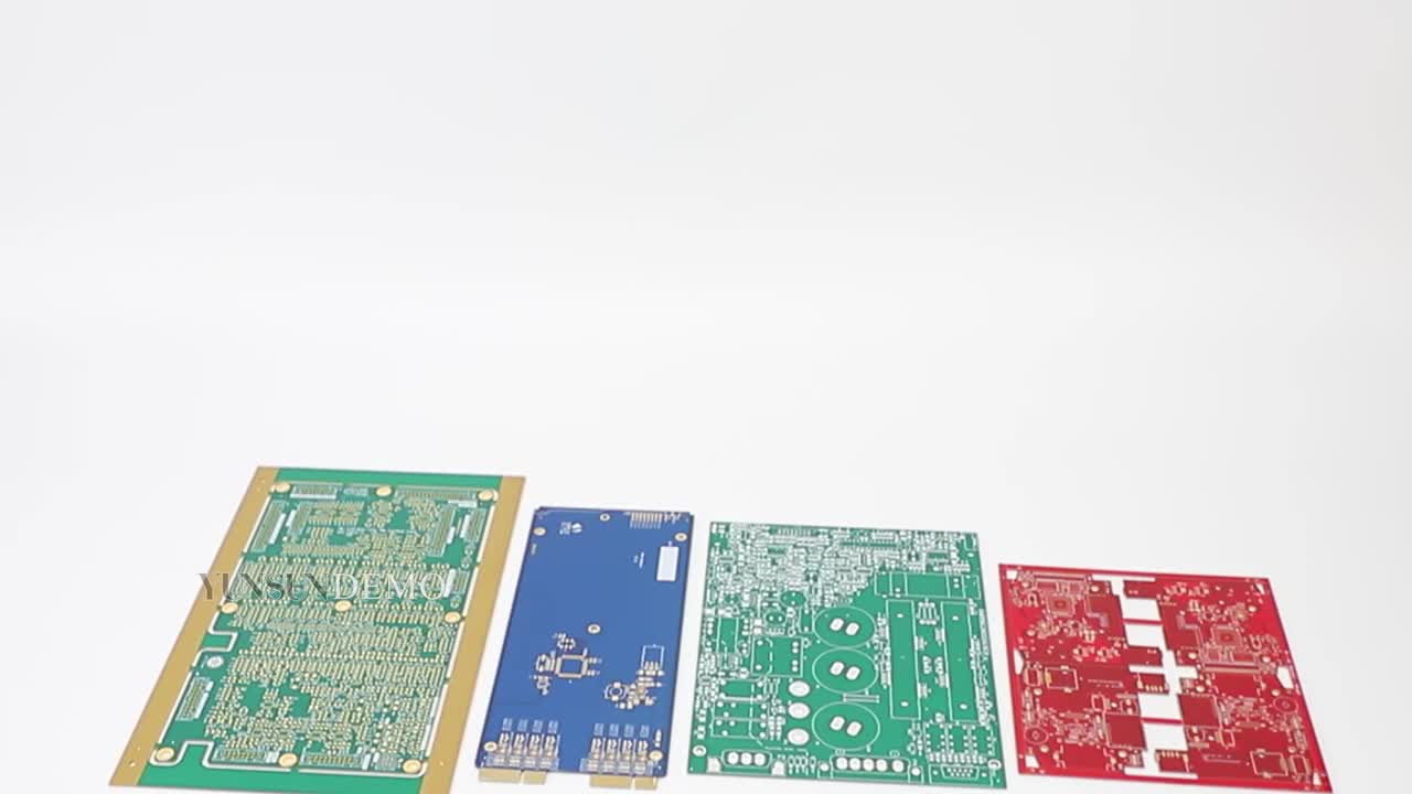 OEM customized pcb printed circuit board of ups circuit board