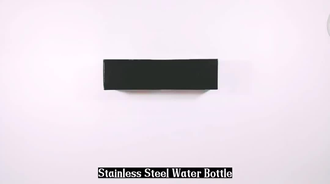 Double Wall Stainless Steel BPA Free Water Bottle Insulated Bottle 17oz