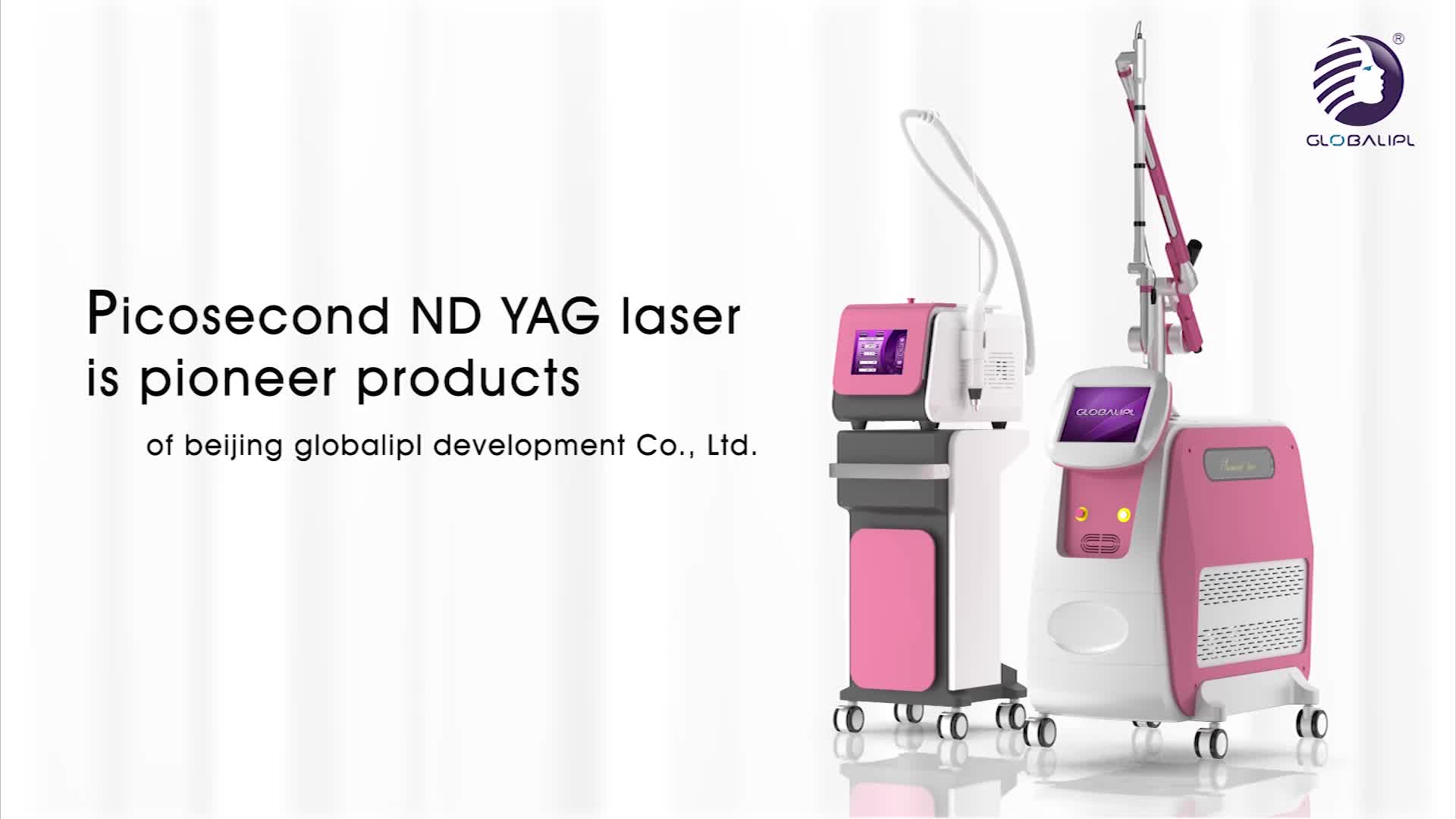 Skin Care Beauty Equipment Picosecond 532nm 1064 nm Q Switched Nd Yag Machine Laser