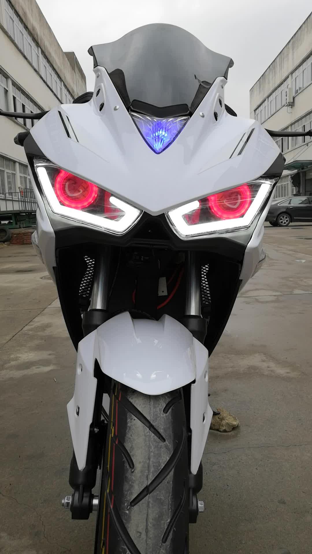 2020 5000w 8000w 11000w moto électrique avec CEE COC pour adulte