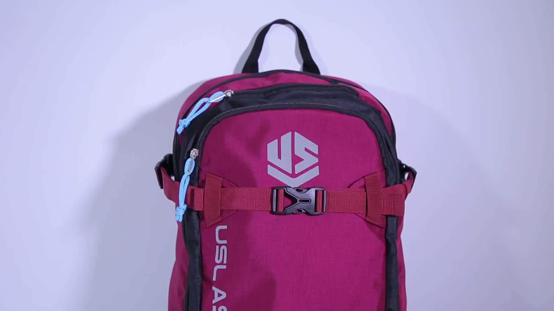 2020 0utdoor snowdrifter pack skateboard bag backpack with snowboard holder strap