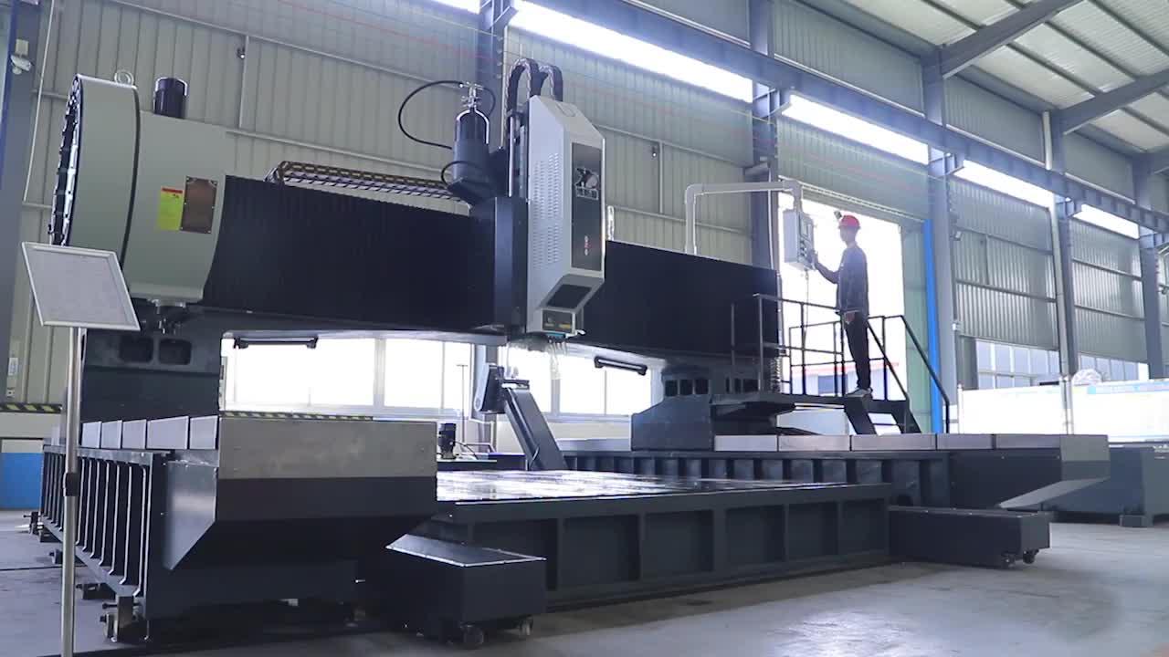 China manufacturing BOSM-DT3030 milling machine cnc drilling machine price