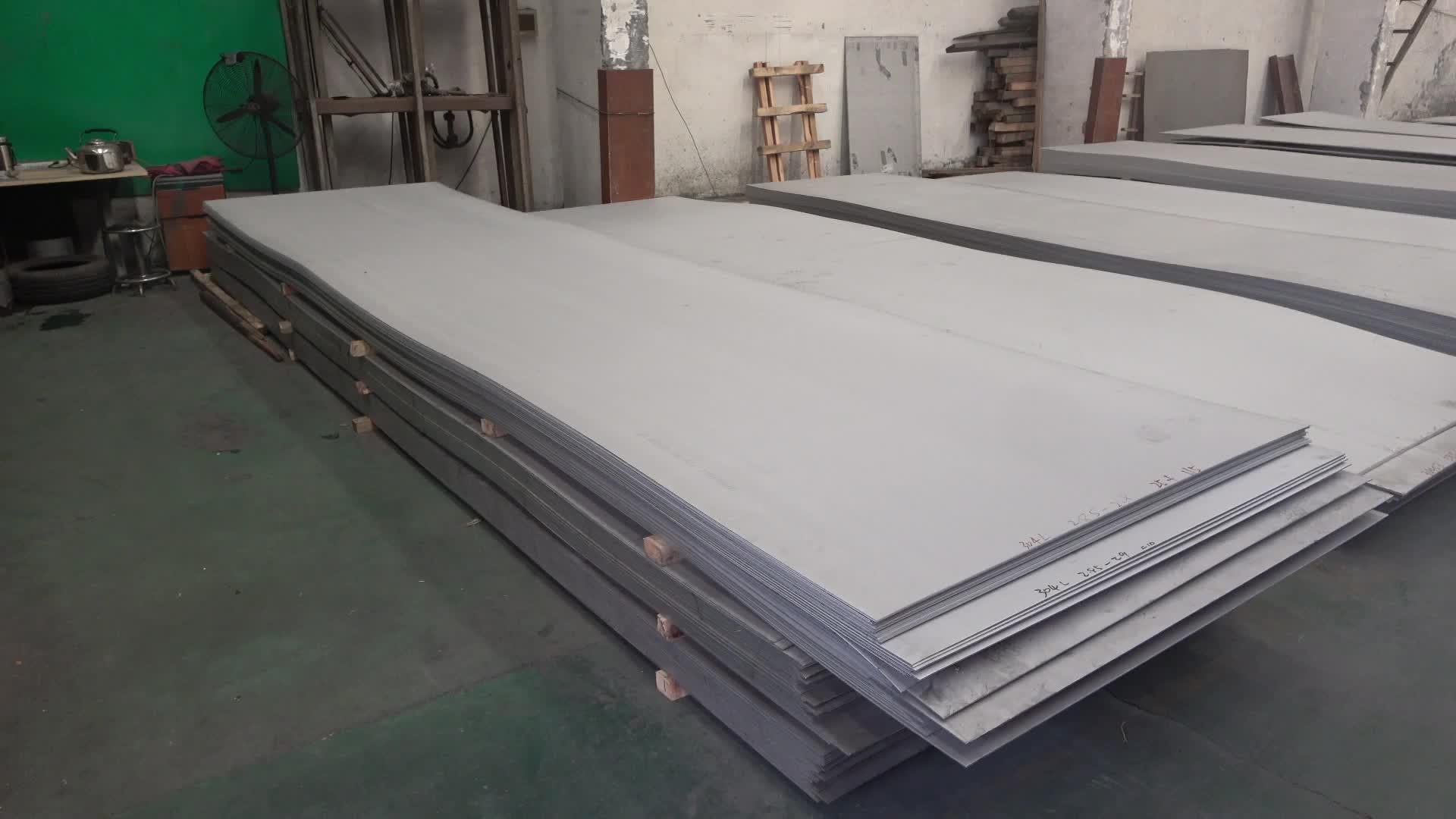 Çin Tianjin AISI 304 sıcak haddelenmiş veya soğuk haddelenmiş paslanmaz çelik levha fiyatı kg başına