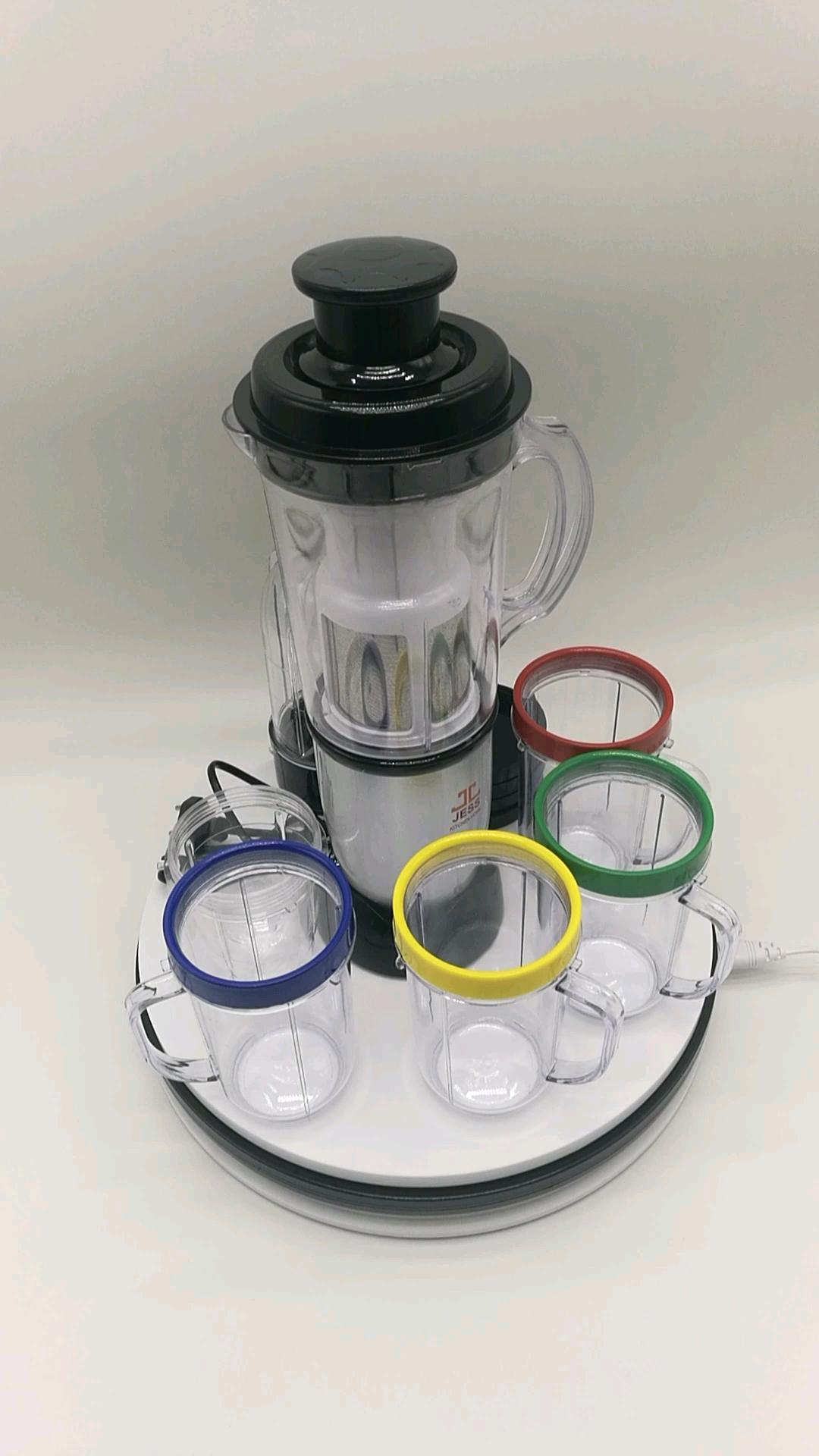 10 Stuk Smoothie Blender Machine Om Vruchtensap Schoonheid Blenders