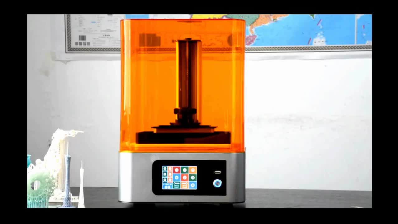 Free shipping lcd panel 3d house printer dlp lcd 3d house - Buy 3d printed house ...