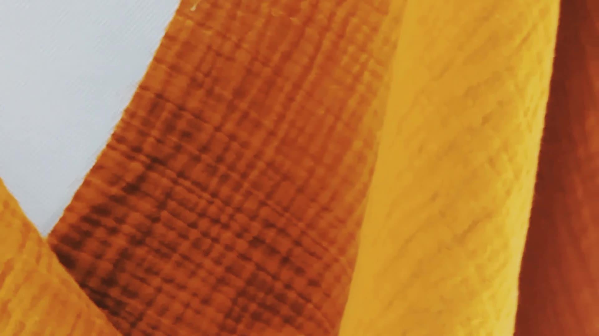 모슬린 사랑 FW19 100% 코튼 베이비 모슬린 담요 고품질