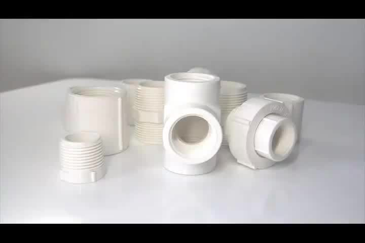 Made in China pipe fittings ASTM CPVC 2846/SCH 80 union water supply plumbing materials product