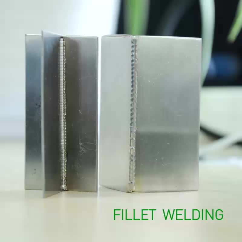 Di alta precisione stampi di riparazione palmare macchina di saldatura laser