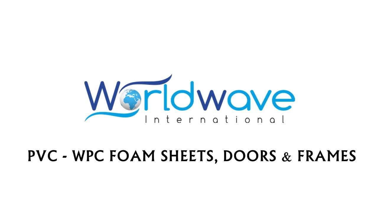 PVC-WPC Solid Foam Sheet / WPC Flooring / WPC Decking Board Sheet