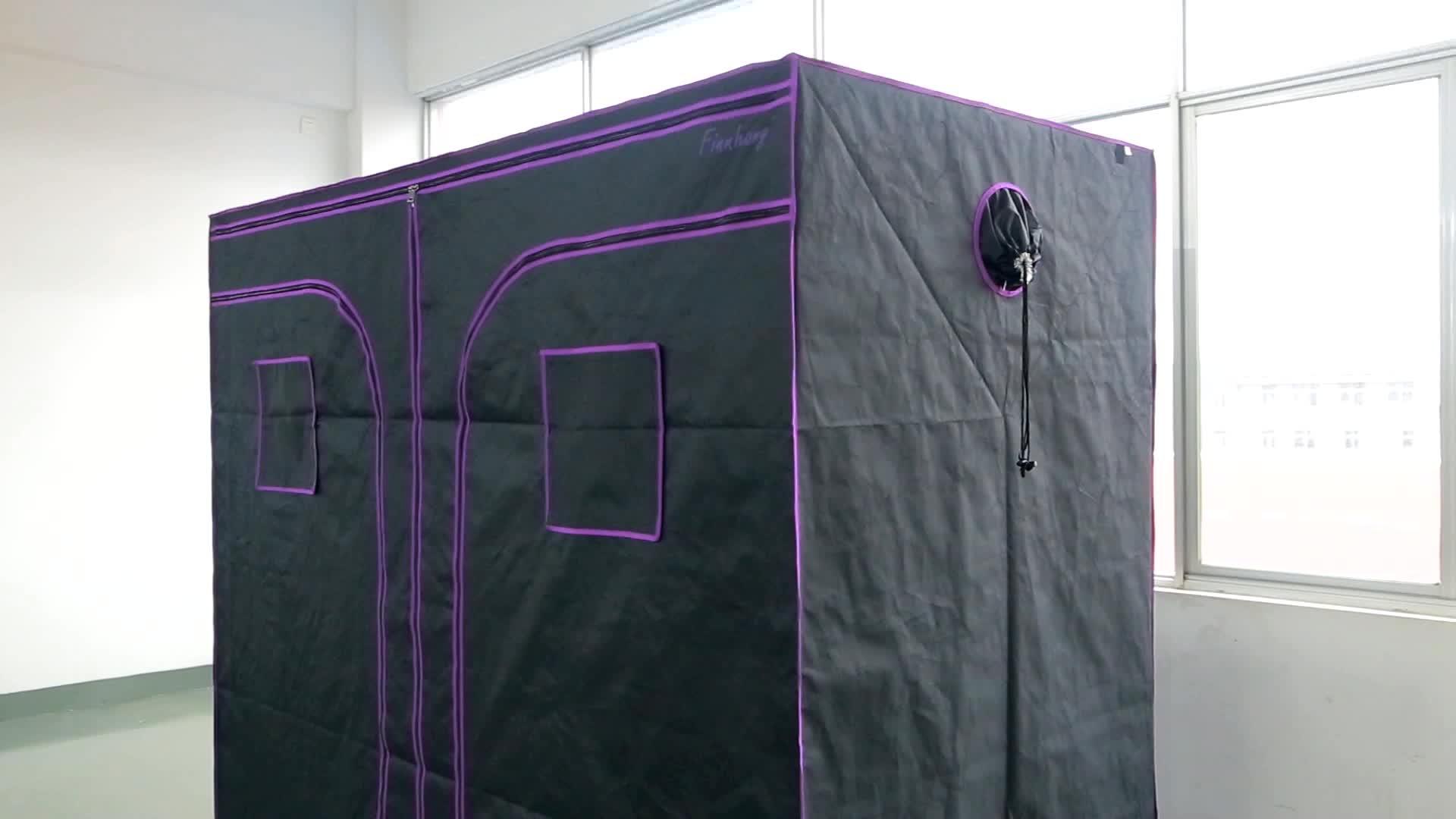 lightproof 300x150x200cm dark room grow tent