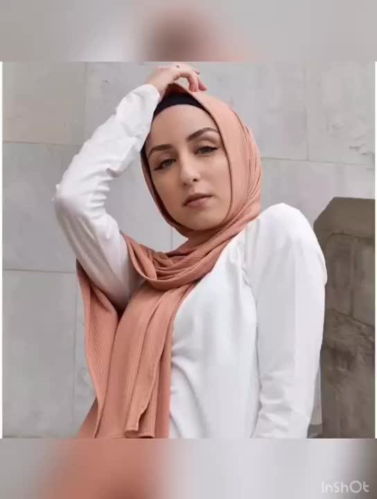 2020 son yüksek kaliteli düz renk sıkı nervürlü Jersey başörtüsü düz moda müslüman eşarp şal