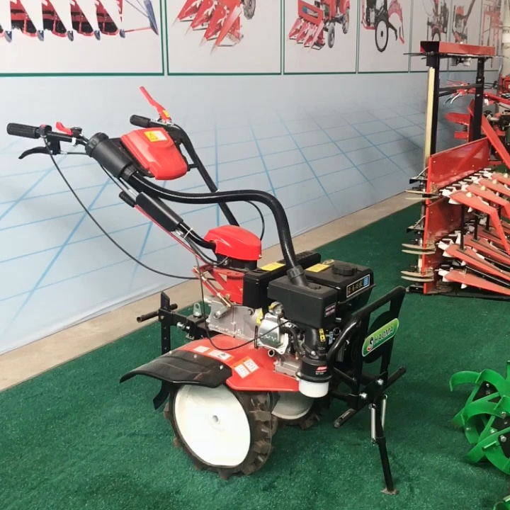 Factory direct high quality agricultural machine micro tillage machine