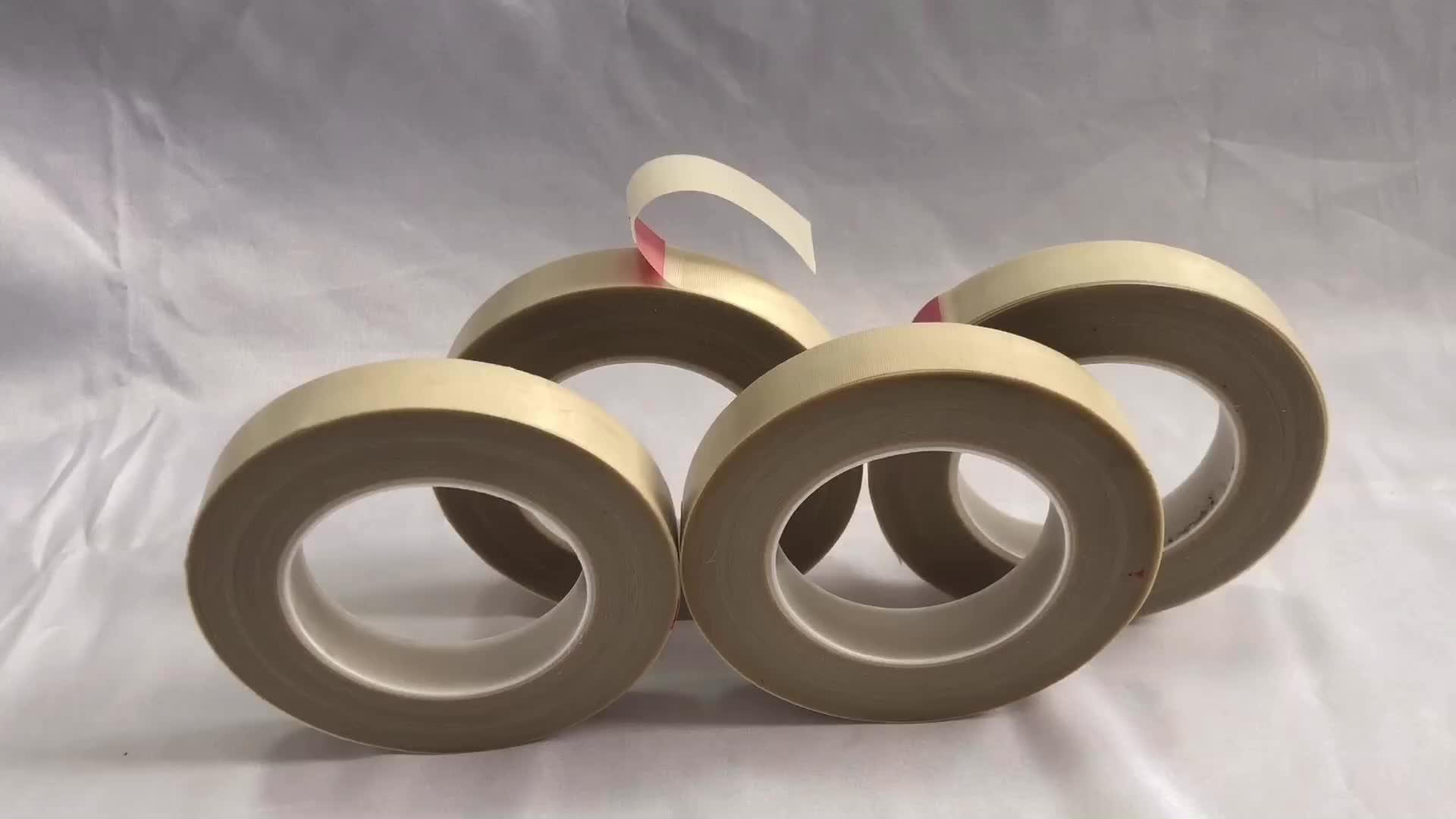 Wärme-beständig isolierung bindung glas faser tuch klebeband