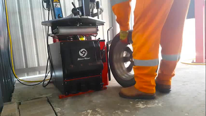 manual tire changing machine/accuturn tire changer parts/manual tire changer for sale(SS-4880)