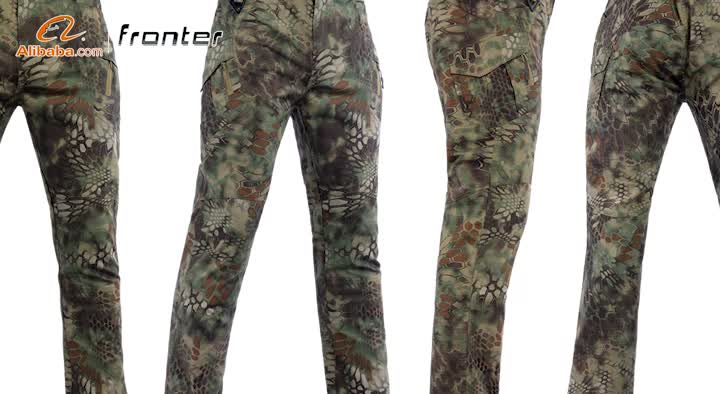 Wholesale Cheap Price OEM USA Army Tactical Military Trousers